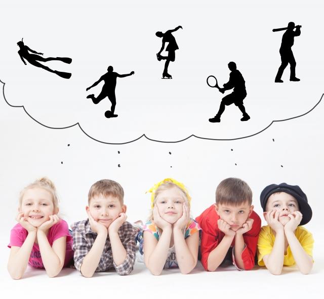 子供のスポーツの習い事のメリット