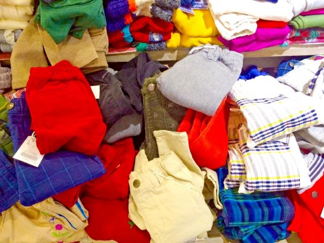 小学校受験の服の購入